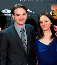 Charlie Cox and Ana Torrent at the Spain premiere of