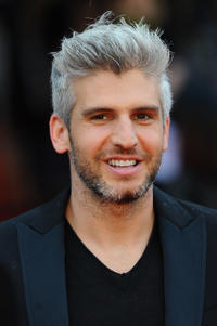 Max Joseph at the European Premiere of 'We Are Your Friends'.