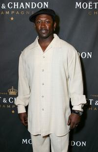 Joe Torry at the 2007 BET Awards after party.