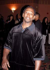 Joe Torry at the premiere of