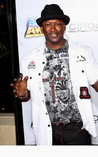 Joe Torry at the 2008 BET Awards after party.