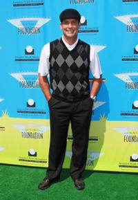 Robert Torti at the 2nd Annual SAG Foundation Golf Classic in California.