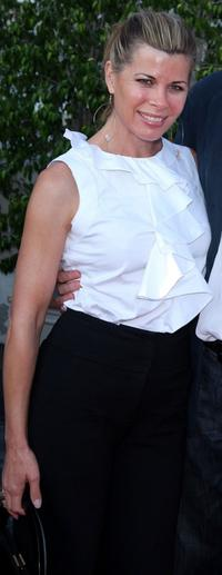Beth Toussaint at the NBC All-Star Party during the 2007 Summer Television Critics Association Press Tour.