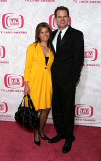 Beth Toussaint and Jack Coleman at the 5th Annual TV Land Awards.