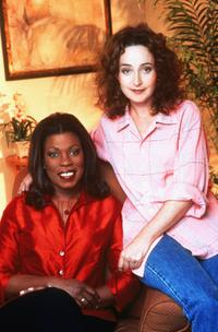 Lorraine Toussaint and Annie Potts at the television series
