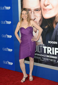 Vicki Goldsmith at the California premiere of