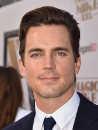 Matt Bomer at the California premiere of