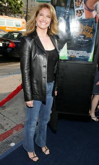 Nancy Travis at the premiere of