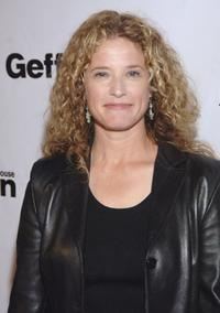 Nancy Travis at the opening celebration gala for the newly renovated Geffen Playhouse.