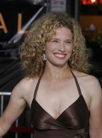 Nancy Travis at the world premiere of