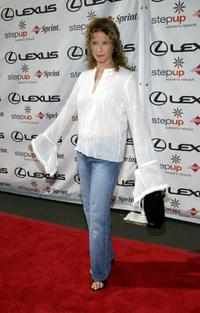 Nancy Travis at the Step-Up Women's Network's Fourth Annual Fashion Forward Luncheon.