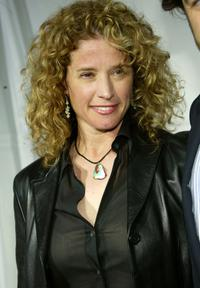 Nancy Travis at the New Line Cinema's Premiere of