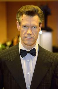 Randy Travis at the Country Music Awards.