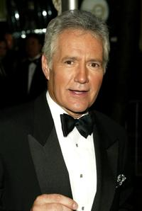 Alex Trebek at the 31st Annual Daytime Emmy Awards.