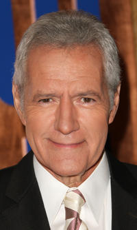 Alex Trebek at the 28th season California premiere of