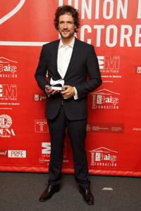 Daniel Grao at the 21st Union de Actores Awards 2012 in Spain.