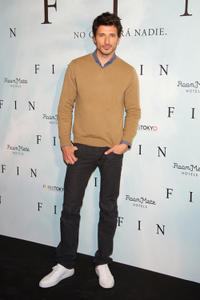Andres Velencoso at the photocall of