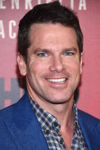 Thomas Roberts at the New York premiere of