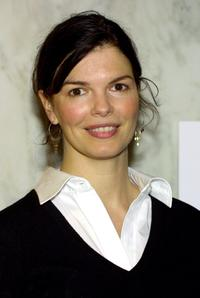 Jeanne Tripplehorn at the 2002 Lullabies and Luxuries Fashion Event.