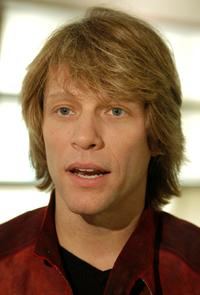 Jon Bon Jovi at an media conference after Philadelphia Magazine named him one of the 22