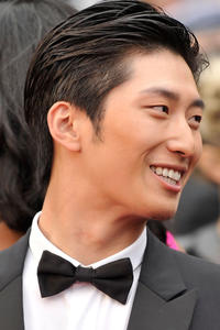 Shawn Dou at the