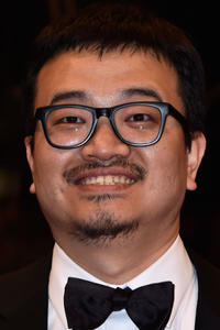Yeon Sang-ho at the premiere of