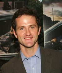 Jim True at the premiere of