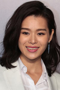 Myolie Wu at the amFAR Hong Kong Gala.