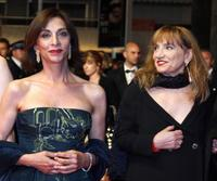 Anna Bonaiuto and Piera Degli Esposti at the screening of