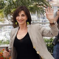 Anna Bonaiuto at the photocall of