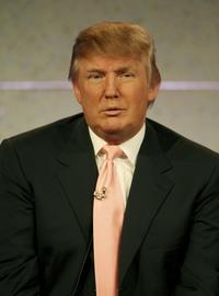 Donald Trump at the 2007 Winter Television Critics Association Press Tour.