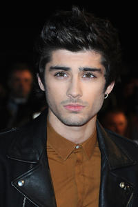 Zayn Malik at the NRJ Music Awards 2013 during the Palais des Festivals.