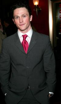 Jonathan Tucker at the premiere of