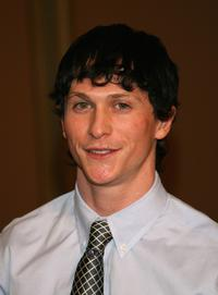 Jonathan Tucker at the NBC's Winter Press Tour.