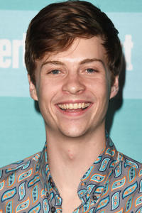 John Karna at Entertainment Weekly's Comic-Con 2015 Party in San Diego.