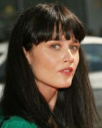 Robin Tunney at the Hollywood premiere of