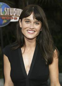 Robin Tunney at the California premiere of