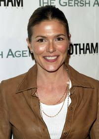Paige Turco at the Gersh Agency and Gotham Magazine party.
