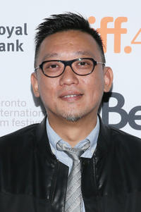 Cheang Pou-soi at the 'SPL 2 - A Time for Consequences' Photo Call at Ryerson Theatre.