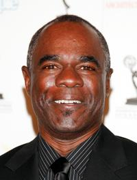 Glynn Turman at the 60th Annual Primetime Emmy Awards.