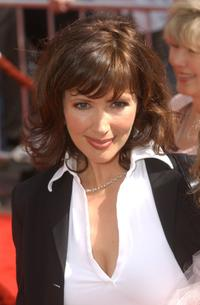 Janine Turner at the Los Angeles charity premiere of