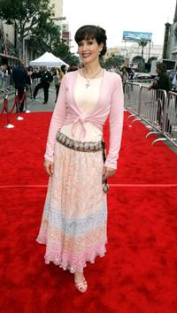Janine Turner at the Walt Disney premiere of