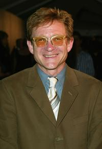 Jim Turner at the premiere of