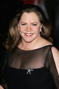 Kathleen Turner at the Laurence Olivier Awards.