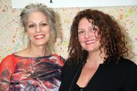 Aida Turturro and Ruth Lande Shuman at the Publicolor's Stir, Spatter And Roll Benefit Honoring Police Commissioner Raymond W. Kelly.