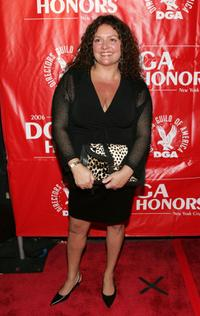 Aida Turturro attends the 2006 DGA Honors.