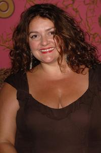 Aida Turturro at the HBO Post Emmy Party.