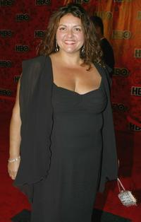 Aida Turturro at the HBO's Post Emmy Party.