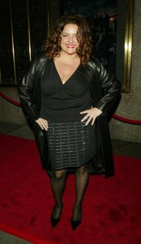 Aida Turturro at the fifth season premiere of