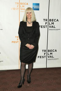 Rita Tushingham at the New York premiere of